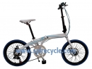 Folding bike | PC-2007S