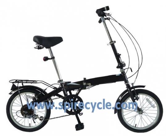 Folding bike PC-1606A