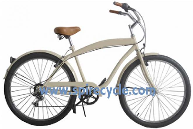 Cruiser bike PC-2002