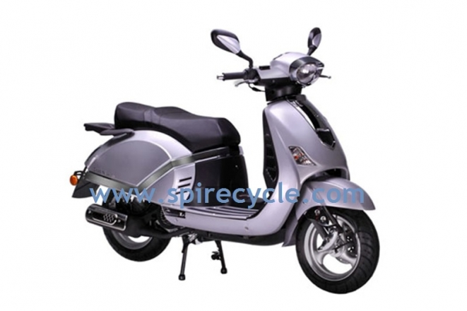 gas scooter PC-ZN50QT-F8