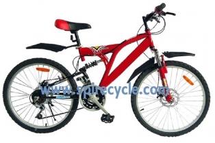 PC-D2418-mountain bike