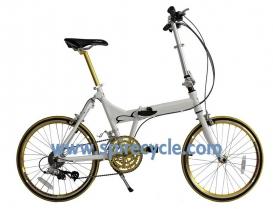 Folding bike PC-2027S