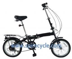Folding bike PC-1606S