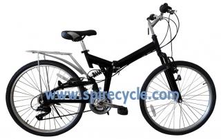 Folding bike  PC-FB132602