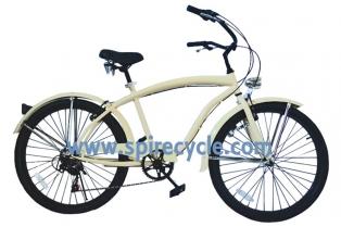Cruiser bike PC-32701-3