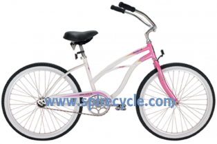 Cruiser bike PC-02