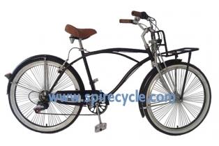 Cruiser bike PC-KS04-1S